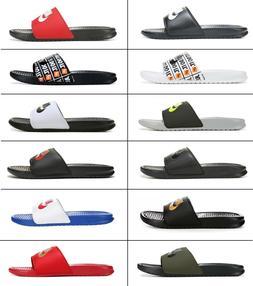 Nike Benassi JDI Men's Slides Slip On Sandals Shoes House Sl
