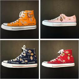 Dickies, CANVAS  HIGH TOP ASSORTED COLOR, Dickies Logo Shoes