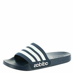 Adidas CF Adilette Slides Sandal Slippers AQ1703 Navy/White