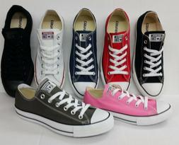 CONVERSE Chuck Taylor All Star Low Top Shoes Unisex Canvas S