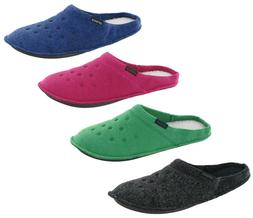 classic slippers fur lined soft insock flat