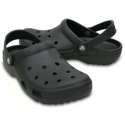 Crocs Coast Clog Mens Size 9 Womens 11 Black Comfort Clog 20
