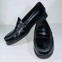 Rockport Comfort DMX mens shoes black 10 1/2 Slip-on penny l