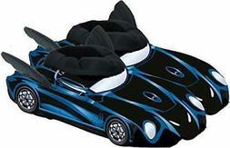 DC Batman 3D Batmobile Slippers Men Women House Fluffy Soft