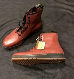 dr martens mens 11 Cherry Red