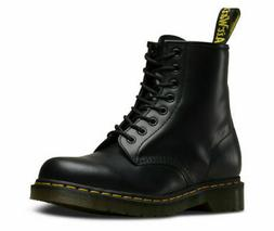 Dr. Martens Original 1460 8-Eye Boot Black Smooth Leather Si
