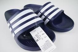 Adidas Duramo Originals Slipper Mens Size 9 Slide Sandal Dar