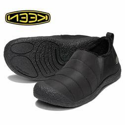 Keen Howser II Men's multi-use slipper/shoe fur lined Black
