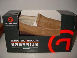 Rockport Indoor Outdoor Slippers Kinetic Air Circulator Brow