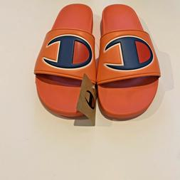 CHAMPION IPO Mens Slides Slippers Shoes Groovy Papaya CM1003