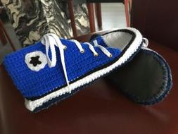 Knit Converse Slippers for Men and Women