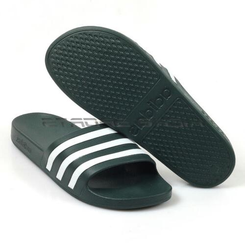 Adidas Adilette Aqua Ivy/White Waterproof Slippers 2019