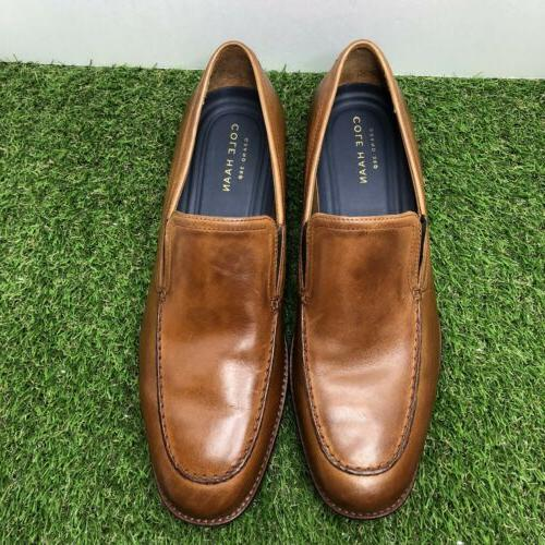 COLE HAAN Venetian Brit Leather Loafer 11