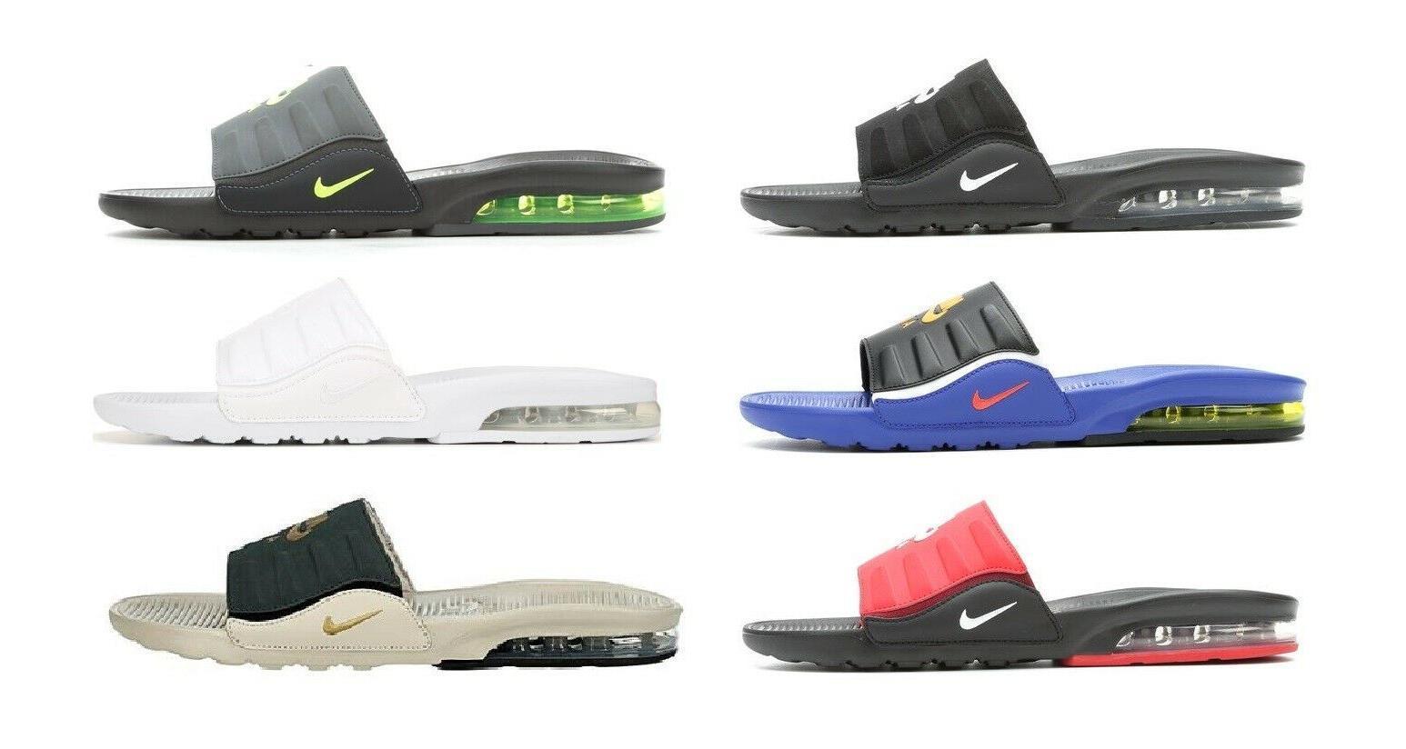 Nike Air Max Men's Slides Slip On Sandals Shoes Slippers
