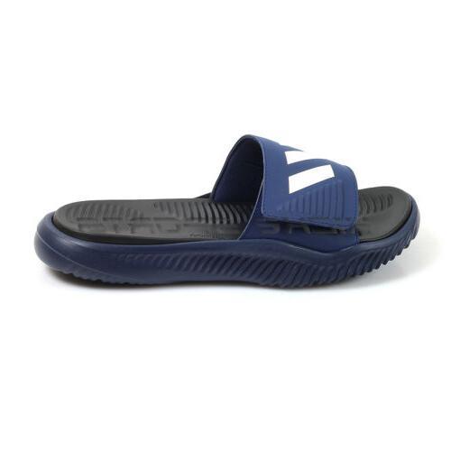 Adidas Blue/Black/White Sandals F34774
