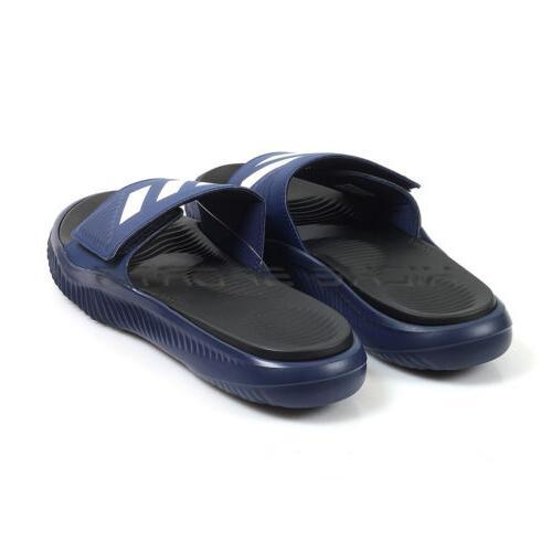 Adidas Alphabounce Blue/Black/White Sandals F34774