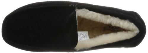 Ugg Ankle-High Leather Flat Shoe -