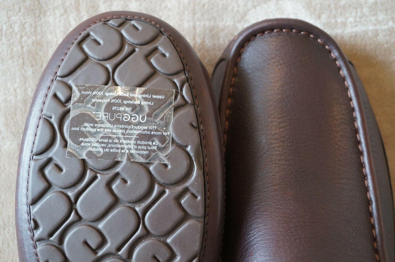 UGG ASCOT SLIPPERS US WIDE Mens , Color: CHINA