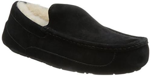 ascot black anklehigh leather flat