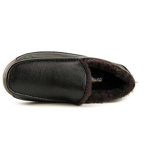 UGG Australia Leather Ascot Slipper