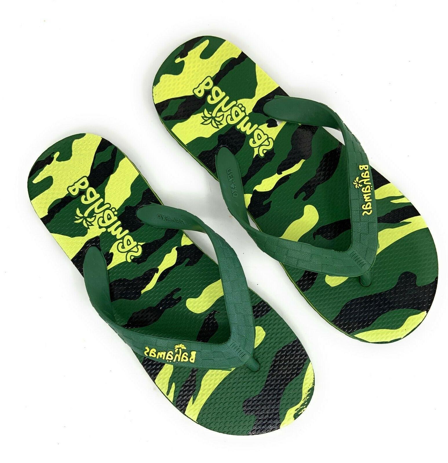 Bahamas Flip Flops Premium Comfort Sandals Beach