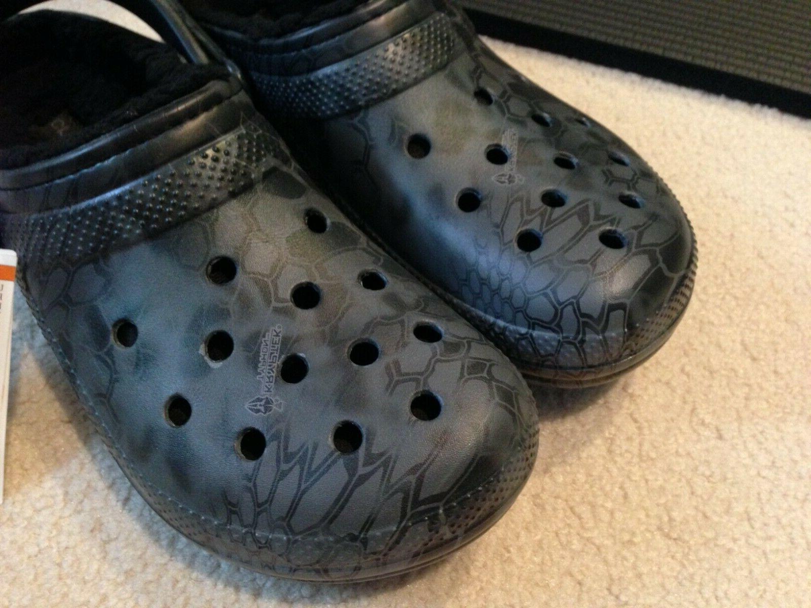 Crocs Kryptek Fuzz Men's