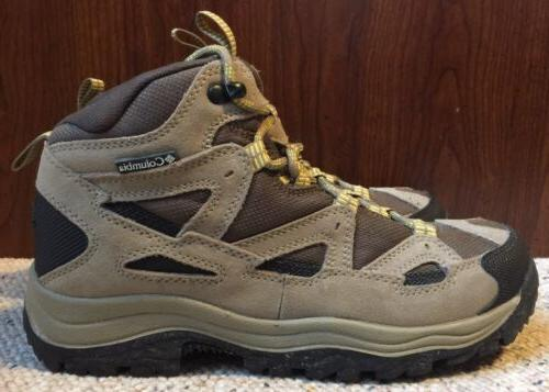 Columbia Coremic Walking BL3620-230 Brown
