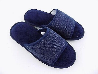 GOLD TOE HYATT Blue Mens Size FOAM Shoes