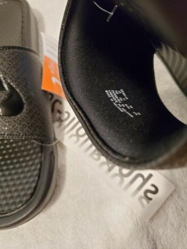 Nike Do Benassi Slides Black-Black sz mens 343880-001