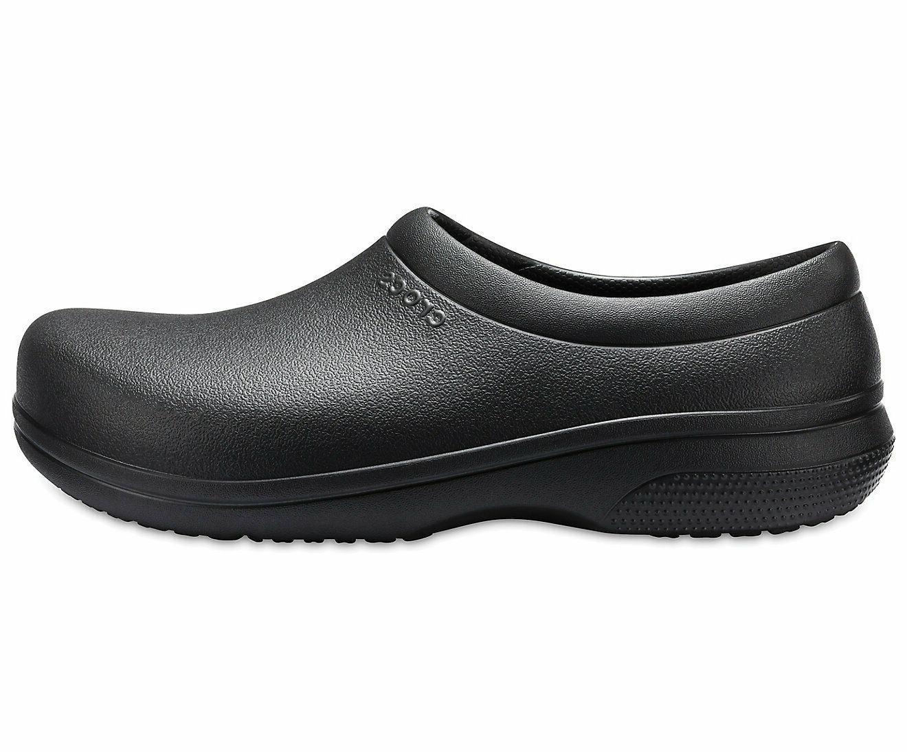Crocs On-The-Clock Slip Resistant Proof Work
