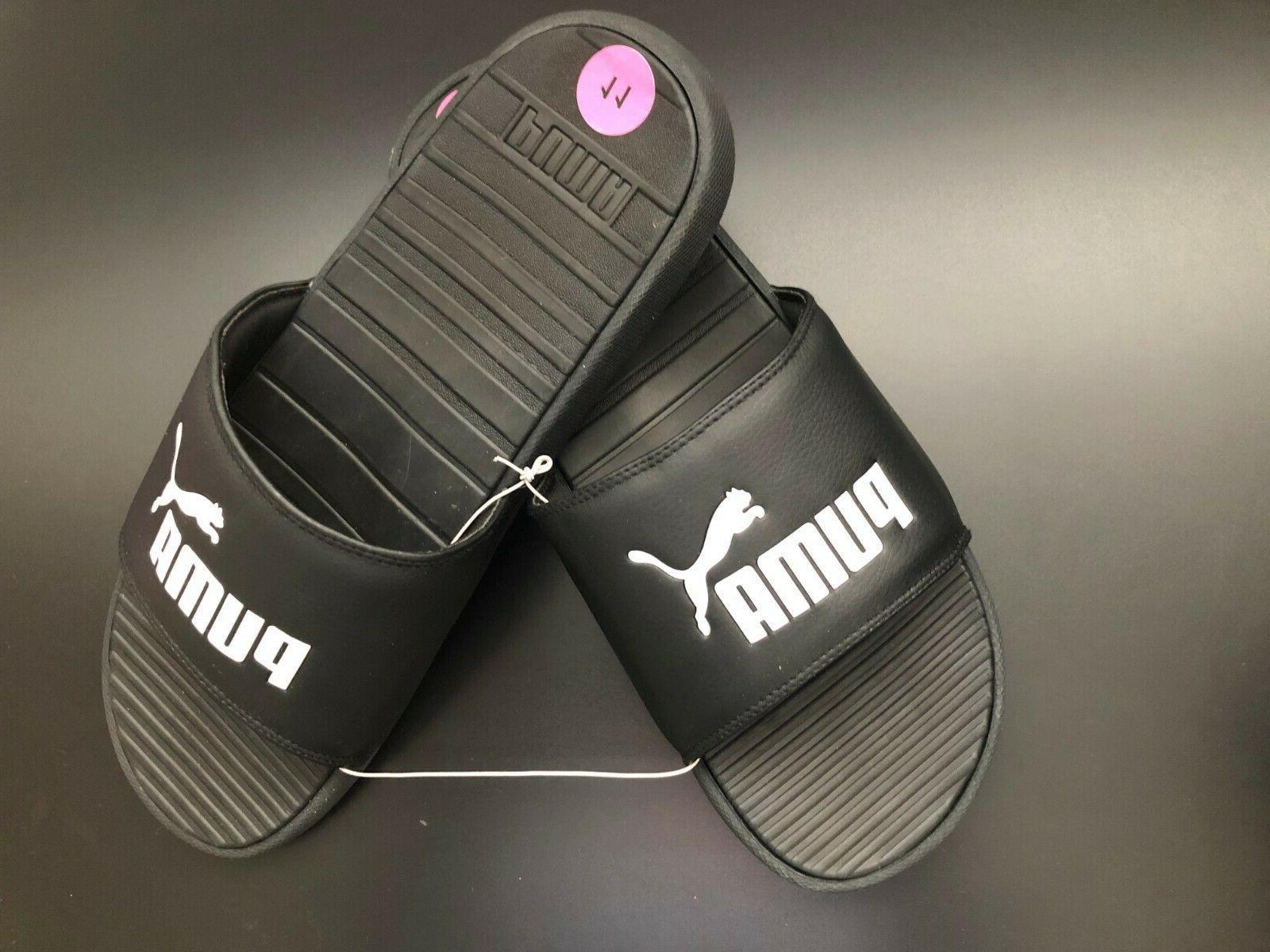 PUMA Men's Cool Cat Sport Slide Sandal Flip Flop Slipper Siz