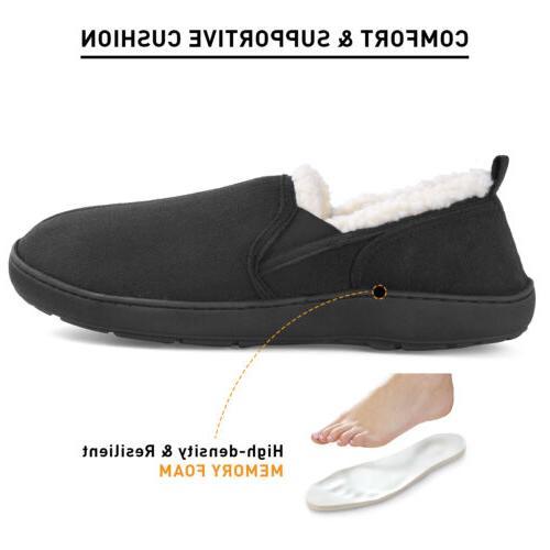 Men's Foam Wool-Like Comfortable Shoes