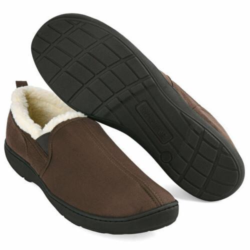 Men's Foam Wool-Like Shoes Anti-Skid