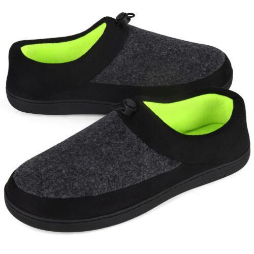 VONMAY Memory Foam Slippers Indoor Outdoor Shoes