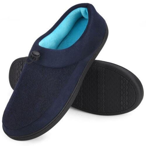 VONMAY Men's Comfort Foam Slippers