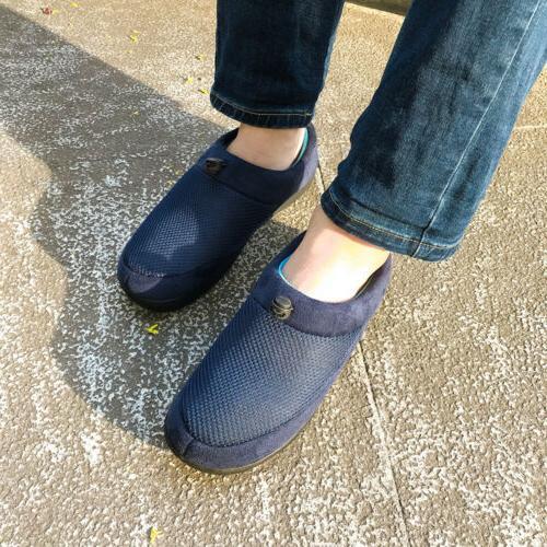 VONMAY Comfort Foam Slippers Indoor Outdoor House Shoes