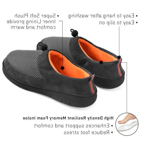 Men's Spring Slippers Comfortable Shoes Anti-Skid