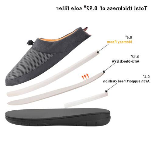 Men's Memory Spring Slippers Comfortable Shoes
