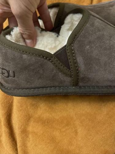 UGG Men's Scuff II Slippers Suede House Shoes 5650, 8