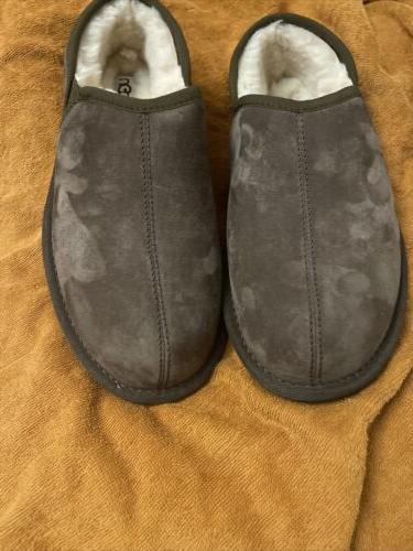 men s scuff romeo ii slippers espresso