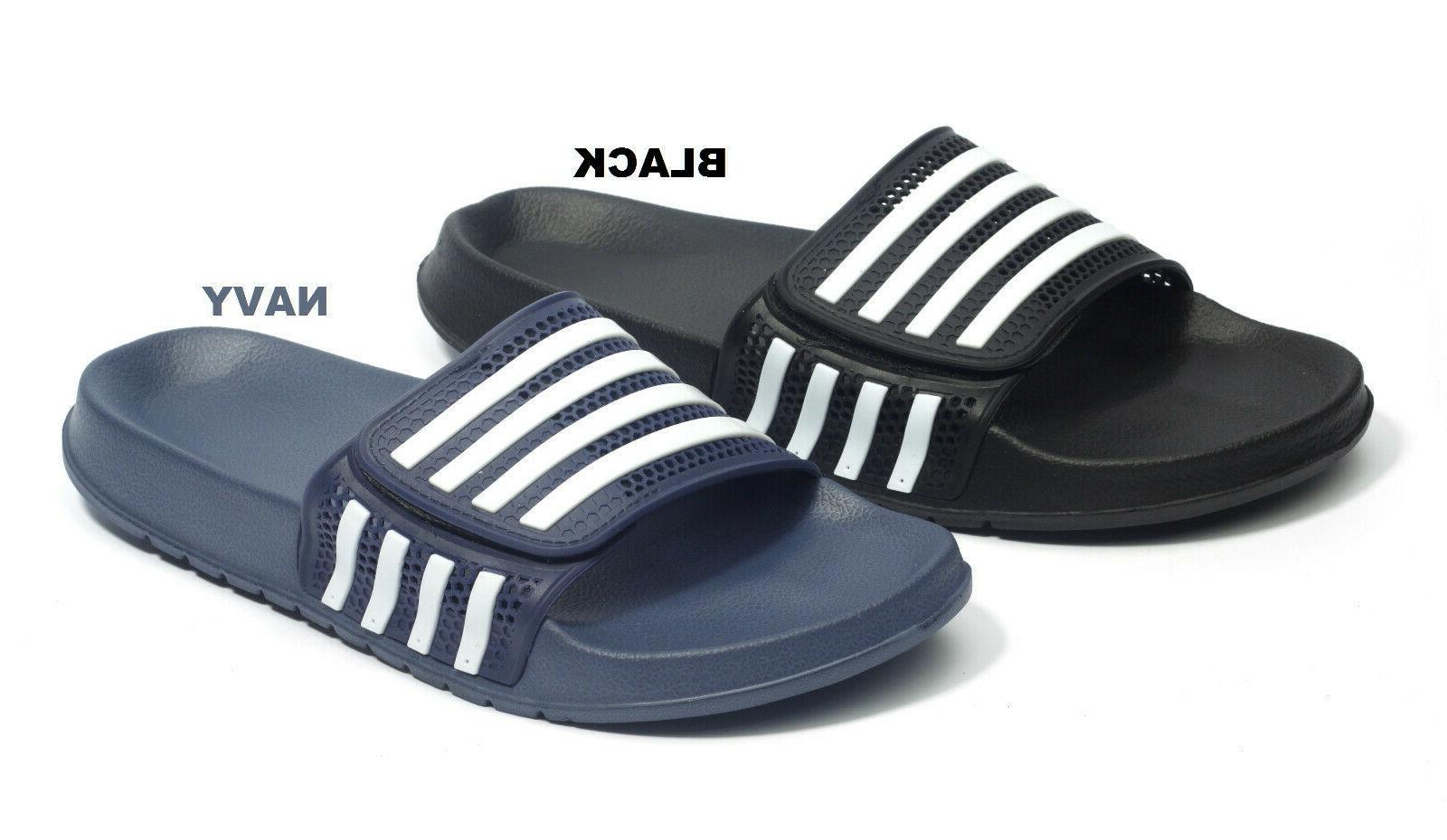 men s slip on sport slide sandals
