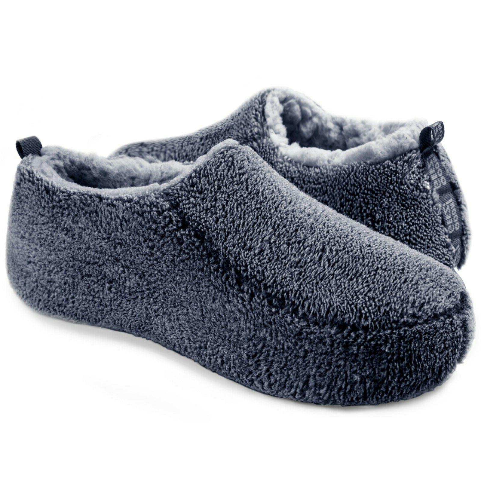 men s slippers cozy comfy comfort fuzzy