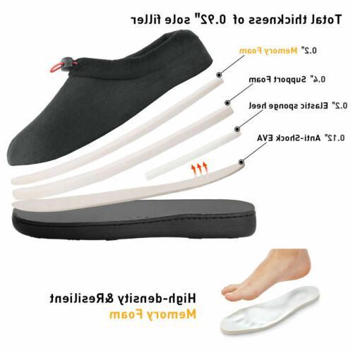 Men's Shoes Breathable Comfy Memory Foam Moccasin