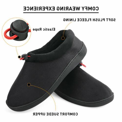 Men's House Shoes Breathable Comfy Moccasin Outdoor