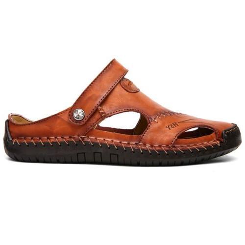 Men's Toe Sandals Summer Beach Fisherman