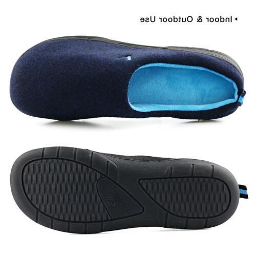 Men's Foam Slippers House Shoes
