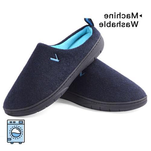 Men's Tone Foam House Shoes
