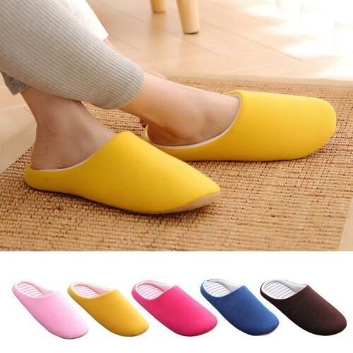 men women slippers couples indoor soft home
