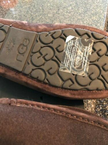 UGG Moccasin Slippers 12 BRAND BOX