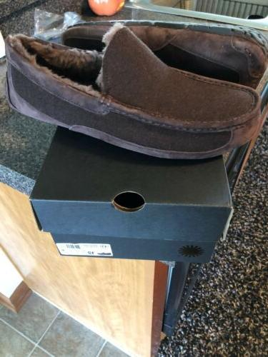 UGG Ascot Moccasin Slippers BRAND
